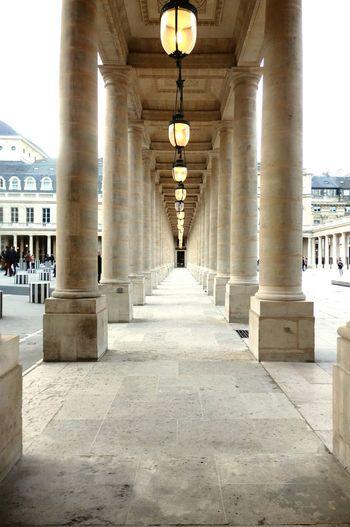 Palais Royal Paris, France  Paris Paris, France  City Outdoors Travel Destinations Day Architecture Building Exterior No People Paris, France