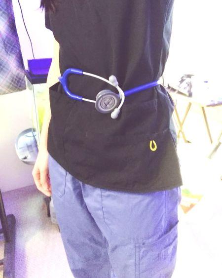 RN Nurselife Nurseslife Nurses Rock Nursehumor Fitnurse Littmannstetoscope Littmann Scrublife Scrubs Close-up