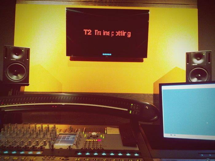 Lieblingsteil Studio Sound Recording Equipment Mixing Session (: Audio Movie Trailers