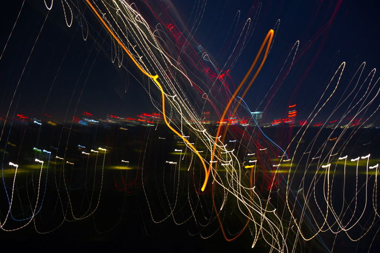 Fireworks Nightphotography Primrose Hill London Abstract Blurred Motion Bonfire Night Close-up Complexity Connection Fiber Optic Firework Display Illuminated Laser Light Trail Long Exposure Motion Multi Colored New Years Eve Night No People Outdoors Red Sky Speed Technology