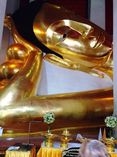 Reclining Buddha Singburi