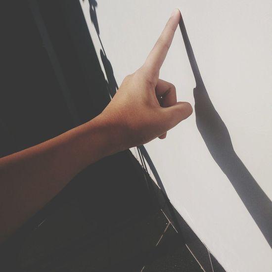 Eye4shadows Light Art Finger