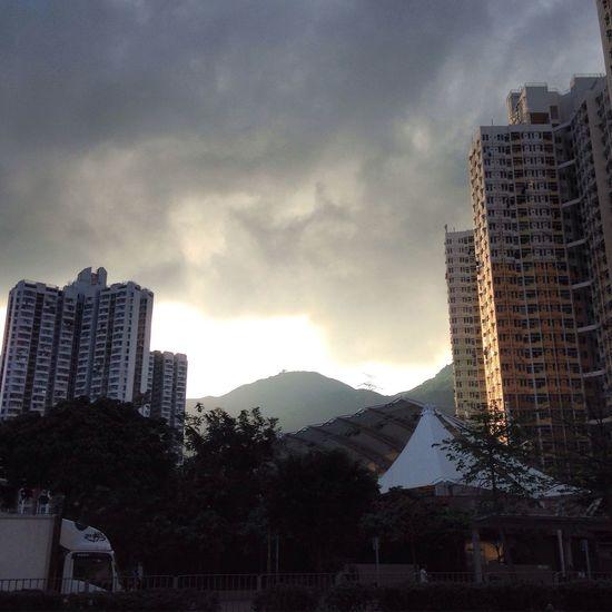 Skyporn Cloudporn Sunset_collection
