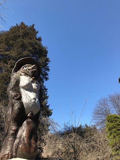 IPhone7Plus Sculpture Japan Sky