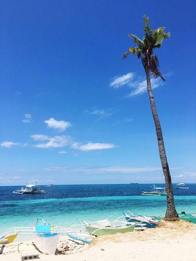 Beach Relaxing malapascua