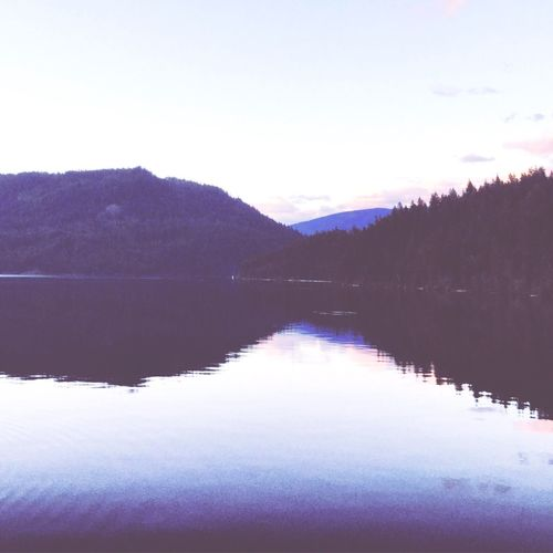 Reflection Lake Tranquility Nature First Eyeem Photo