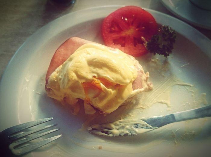 Eggs Ben Mymuesli Food Breakfast