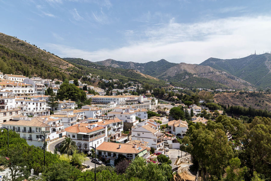 Mijas, Spain... Beautiful Day Beautiful Landscape Beautiful Landscapes Europe FUENGIROLA  Fuengirola Spain Landscape Landscapes Mijas Mijas Spain Mijasvilage Mountain Mountain Range Roof Rooftops Skyline SPAIN Spanish Village Spaın Travel Travel Travel Destinations Travel Photography Traveling Village
