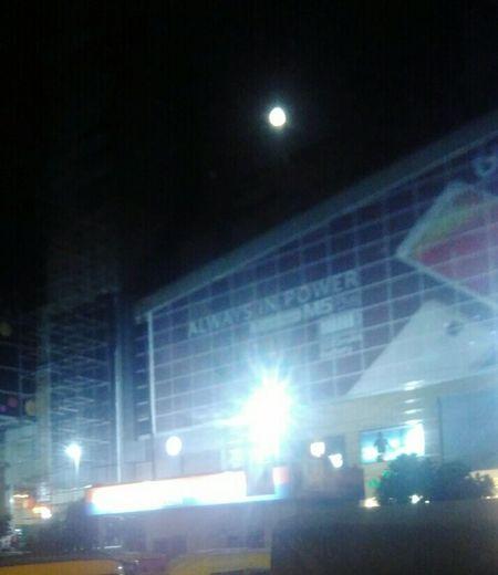 Illuminated Night City Sky First Eyeem Photo