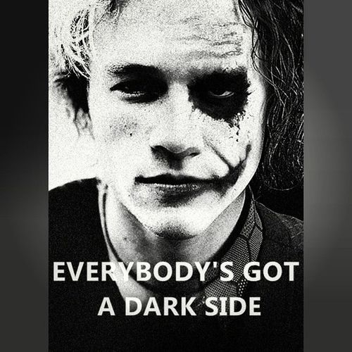 Joker Heathledger Ledger Darkside best like4like likeforlike