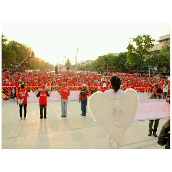 Work Thailand Democracy Trainee prachathai 10 เม.ย. 56