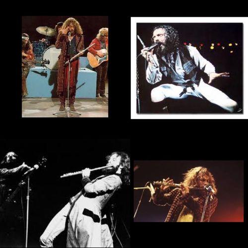 Ian Anderson-JETHRO TULL Progressive Rock Ian Anderson Jethro Tull Indoors  Creativity Art And Craft Group