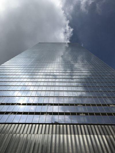 Cloud New York