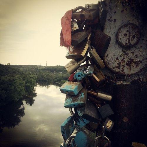 Teteriv Zhytomyr Ukraine Lock lockit