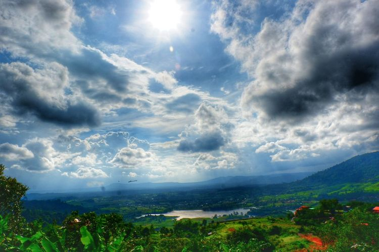 Wonderful . Eden Wonderful World Beauty In Nature Cloud - Sky Day Field Garden Landscape Mountain Nature No People Outdoors Scenics Sky Tranquil Scene Tranquility Tree Wonderful Day Wonderful Nature Wonderful View