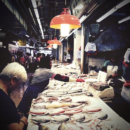 People Watching DailyLifeOfStrangers Market My Commute