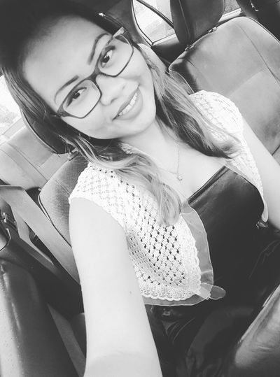Eyeglasses  Portrait Adult Happiness Beautiful Woman Close-up Memoriesmade Thankful Be Your Own Inspiration Be Your Own Kind Of Beautiful... Beautiful People Surinamese_Javanese Asiangirl Asian Beauty Cheerful Taking Photos ❤ Thats Me ♥ One Person Blackandwhite Photography Looking At Camera Fun Latepost
