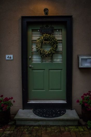 Door Doorporn Doorway New Jersey Lambertville Green Door Green EyeEm Best Shots Showcase June The Week On Eyem Picoftheday Geometric Shapes