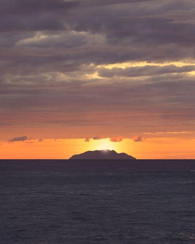 Desecheo Sunset