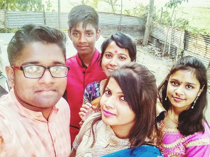 The Magic That we share, I feel it in the air.. why do you have to go away a aye! Teachers Crazy Saraswatipuja Fun Vascocam Friends ❤ 2nd Eyeem Photo