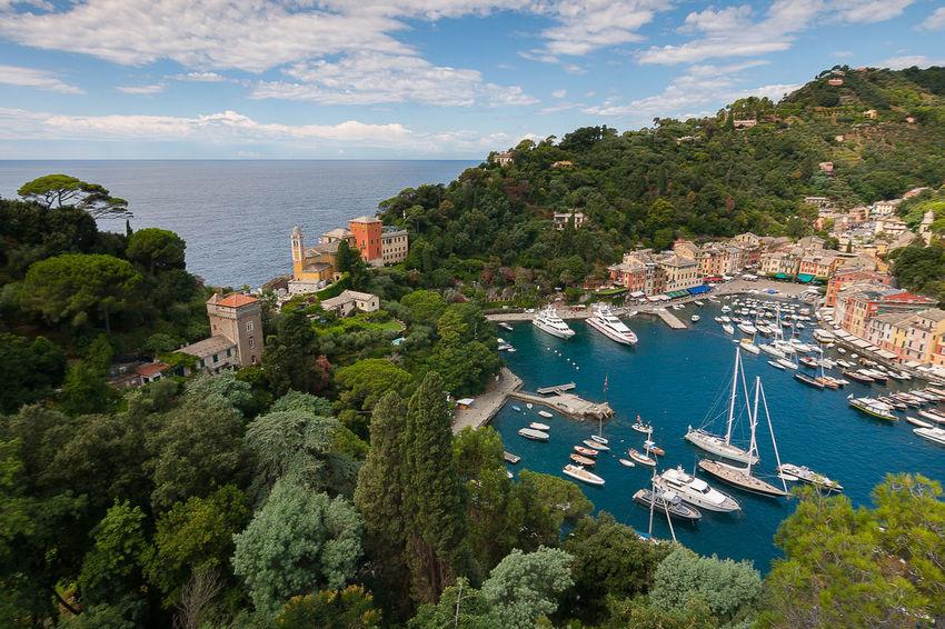 Portofino fishing village, Liguria, Italy Boat Italy Liguria Outdoors Portofino Resort Sea Village Yacht
