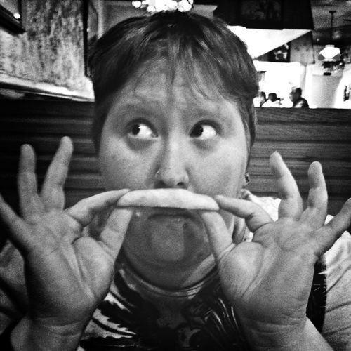 Mustache you a question? Hanging Out , say Cheese! I'm A Dork!