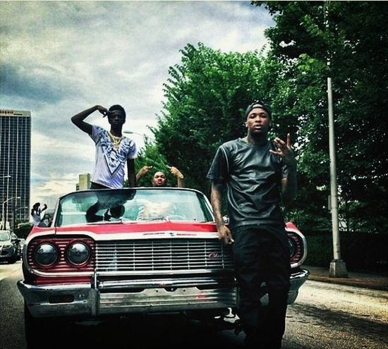 YG For Ma Mothafckin Nigga Nice Car