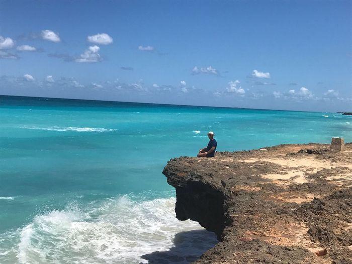 #Varadero#2017 Sea Water Sky Beauty In Nature Beach Land Scenics - Nature First Eyeem Photo