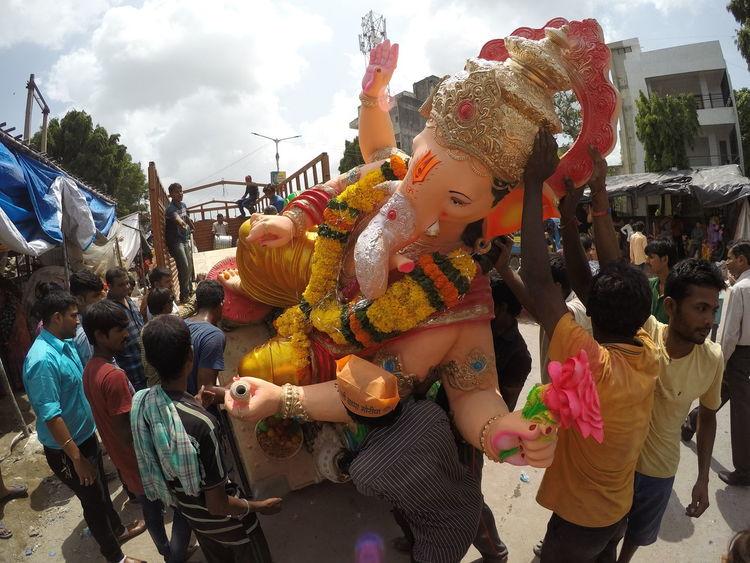 Ganesh GaneshChaturthi Ganesha Ganeshfestival Ganesha Chaturthi Ganeshotsav Ganeshji Ganesh Chaturthi Ganesha Visarjan Ganeshutsav Ganeshustav Ganesh Mahotsava Ganeshvisarjan Ganesha Idols Ganesh Idols Ganesh Puja Ganeshafestival First Eyeem Photo