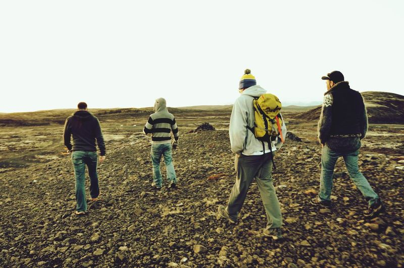 5 stooges tour across Iceland. Stuckbehindthecamera