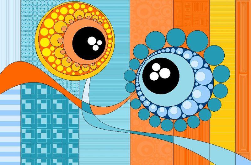 Love Monad Saltillo Coahuila Camillehart Artmonad Celebrating Life Enjoying Life Dot Art, Drawing, Creativity Draw