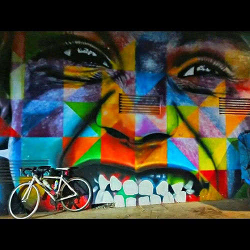 Close-up Day Multi Colored One Person Outdoors PEDALAR é VIVER