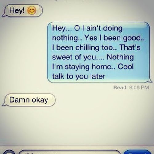 How I plan on responding to texts from now on. Antisocial