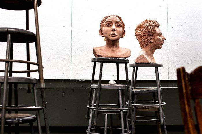 Art In A Classroom Check This Out Artist art Portraits Sculpture DSLR