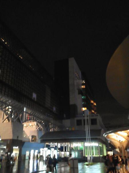 Nightphotography Arquitecture Urban Geometry Kioto Kyoto Station EyeEm Japan Japan Photography Japan Nigth Ligths Travelling