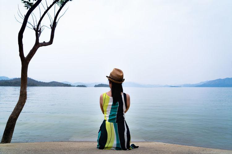 traveler woman