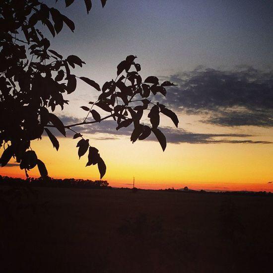 Sunset Caption Sunset