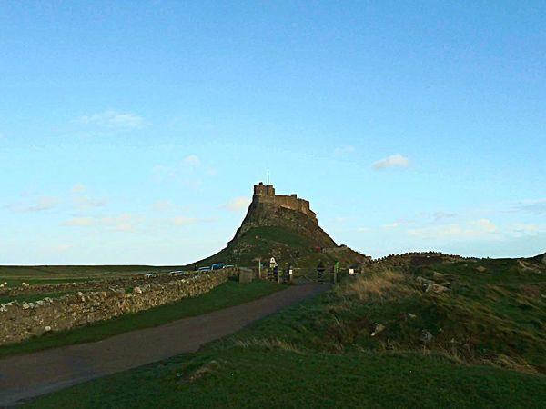 Lindisfarne Castle Holy Island Henry VIII