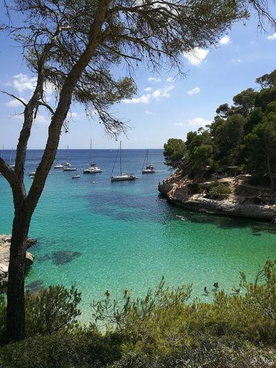 Cala Mitjana Menorca Hello World Enjoying Life Travel Photography Travel Amazing View Relaxing Photography Landscape View