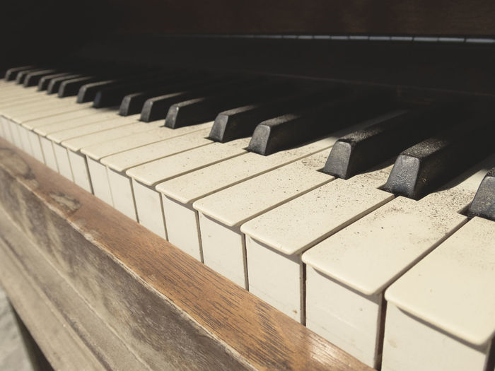 Classical Music Keys Music Arts Culture And Entertainment Beauty In Nature Grunge Instruments Music Musical Instrument Old Piano Piano Key Piano Keys Vintage