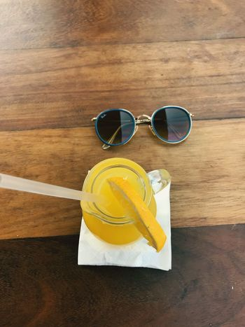 Sunglasses Pair Still Life High Angle View Wood - Material Fashion Table Eyeglasses  No People Cool Day Close-up Indoors  Libyangirl Libyan Taking Photos Libyan Style Iphoneonly Iphone7 Libya Girl♥ تصويري  تصويري♡ Cairo Cairo Egypt مصر