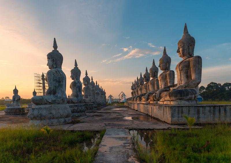 Buddha Nakhon Si Thammarat Thailand Travel Buddha Statue