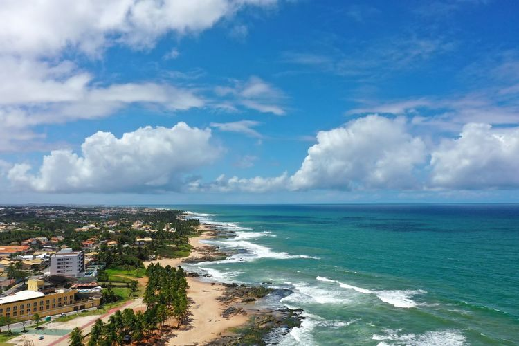 Famous coastal