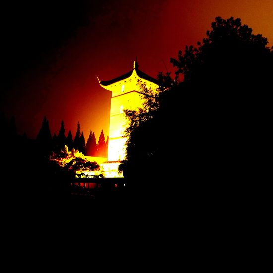 富士 苏州 风景 旅游 China Night Heyworld Take Photos Traveling Fujifilm Colors