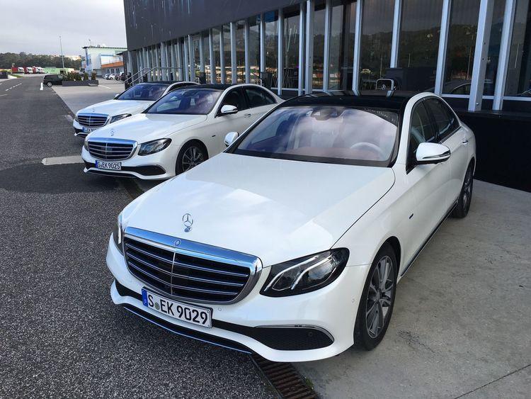Mercedes-Benz E 350 e Check This Out E-Class Photography Driven New Car Test Drive