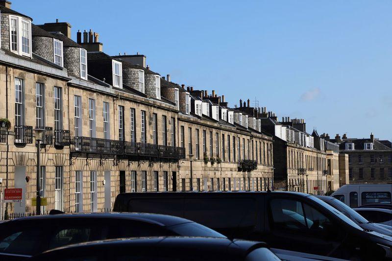 Row of terrace