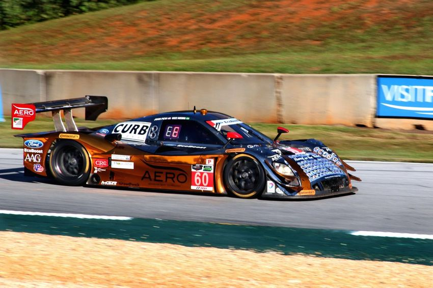 Petit Le Mans Road Atlanta Racing Cars Driving