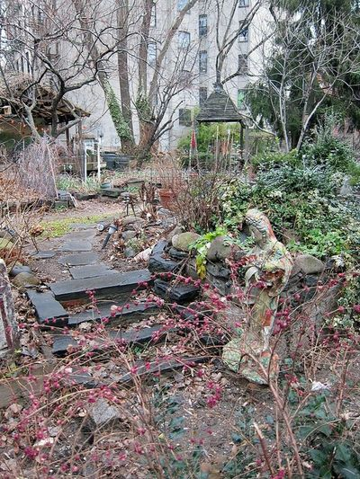 Wast Village Buddha Abandoned Abundance Broken Buddha Statue Change Day Fallen Garden Ground Large Group Of Objects Leaf No People Outdoors Stairs
