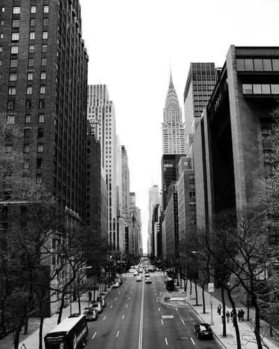 Architecture City Built Structure Street Travel Destinations Skyscraper EyeEmNewHere The Week On EyeEm NYC Photography Tudor City Overpass