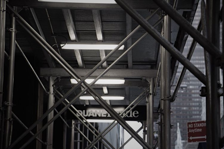 Built Structure Architecture Low Angle View Metal No People Building Exterior